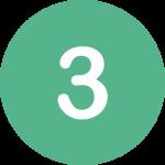 three (1)